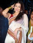 Aishwarya rai in sleeveless blouse Picture