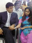 Ajith with wife Shalini