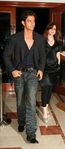 Hrithik and wife Suzanna at FilmfareAwards After Party function