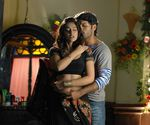 Ileana D'Cruz with Nitin in Rechipo movie