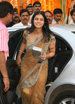 Kajol in saree party pics