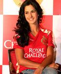 Katrina Kaif Brand Ambasdor Of Royal Challenge Banglore