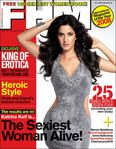 Katrina Kaif voted the 'Sexiest Woman in the World'