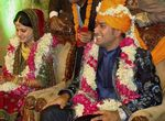 Mahendra Singh Dhoni marriage photos with Sakshi Rawat