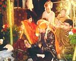 Mahendra Singh Dhoni marriage photos with Sakshi Rawat (2)