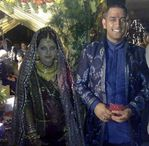 Mahendra Singh Dhoni marriage photos with Sakshi Rawat (4)