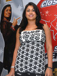 Actress Malavika at 'Close-Up Super Dancer' launch