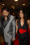 Bhumika's with husband Bharath Thakur at Mayanagar Magazine & Website Launch