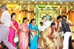 Vivek at Prabhu Daughter Aishwarya Wedding Reception