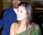 Nayanthara at Actor Prabhu daughter Aishwarya and Kunall marriage reception
