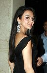PreityZinta at FilmfareAwards After Party function