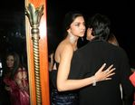ShahRukh Khan and Deepika at FilmfareAwards After Party function