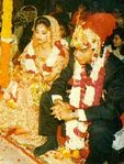 Shahrukh Gauri Marriage Photos