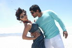 Shriya Saran and Vikram in Kandasamy aka Mallana movie