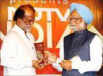 Rajnikath - 2007 NDTV Entertainer of the Year