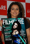 Vidya Balan on Filmfare Cover Launch