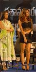 Asin and Mallika Sherawat at Dasavatharam Audio launch
