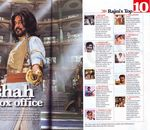 Filmfare List of Top 10 Rajini Movies