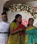 Gopika engagement  with Ajilesh