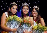 Faith Pandey along with 2nd runner up Ragini trivedi and 3rd runner up goes to Zarasha.