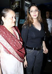 Nagma at a function