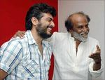 Superstar watched Billa with Ajith and Shalini