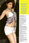 Shreya Saran On Cover Of Maxim India