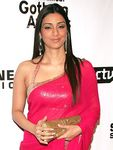 Tabu in saree