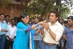 Actress Priyamani Birthday celebration on the sets of RaktaCharitra (10)