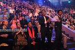Anil and Salman enjoy themselves at the Awards