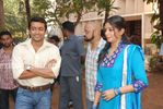 Surya at Actress Priyamani s Birthday celebration on the sets of RaktaCharitra (3)