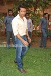 Surya at Actress Priyamani s Birthday celebration on the sets of RaktaCharitra (5)