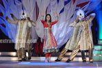 Pooja Gor (Pratigya) perfroms at Star Parivaar awards
