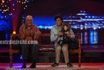 Awards Hosts, Riteish and Boman get the audience with their gags at IIFA Awards