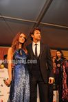 Hrithik roshan with his wife Susanne  khan at IIFA Awards 2010 Green Carpet (1)