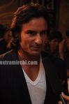 Saif at IIFA Awards 2010 Green Carpet