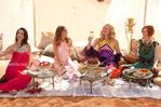 Sex and the City 2 Movie Photos - Sarah Jessica Parker, Kim Cattrall, Kristin Davis Cynthia Nixon, Chris Noth (20)