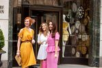 Sex and the City 2 Movie Photos - Sarah Jessica Parker, Kim Cattrall, Kristin Davis Cynthia Nixon, Chris Noth (55)