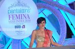 Mandira bedi at Femina Miss India