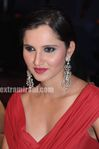 sania  mirza at Femina Miss India