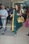 Aishwarya Rai and Director Maniratnam  Return to Mumbai - Ravan Promotions (2)