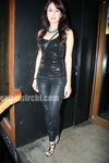 Anchal Kumar at MJ PIX Party
