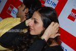 Actress Tabu Promotes Toh Baat Pakki Bollywood Film at Big FM