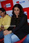 Actress Tabu Promotes Toh Baat Pakki Bollywood Film at Big FM (10)