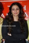 Actress Tabu Promotes Toh Baat Pakki Bollywood Film at Big FM (14)