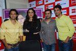 Actress Tabu Promotes Toh Baat Pakki Bollywood Film at Big FM (20)
