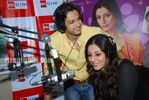 Actress Tabu Promotes Toh Baat Pakki Bollywood Film at Big FM (25)