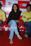 Actress Tabu Promotes Toh Baat Pakki Bollywood Film at Big FM (28)