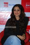 Actress Tabu Promotes Toh Baat Pakki Bollywood Film at Big FM (29)