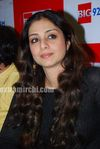 Actress Tabu Promotes Toh Baat Pakki Bollywood Film at Big FM (3)